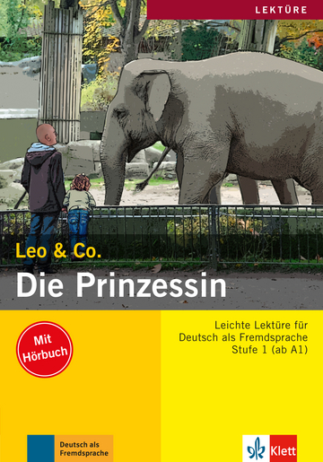 Cover Leo & Co. A1-A2 978-3-12-606398-2 Elke Burger, Theo Scherling Deutsch als Fremdsprache (DaF)