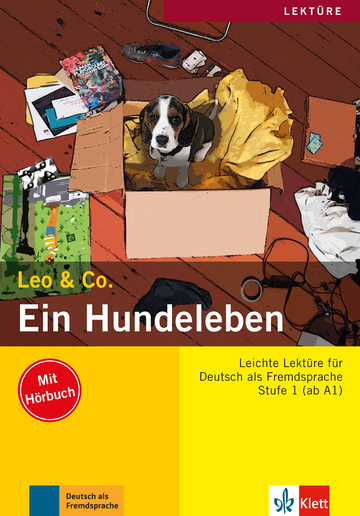 Cover Leo & Co. A1-A2 978-3-12-606399-9 Elke Burger, Theo Scherling Deutsch als Fremdsprache (DaF)