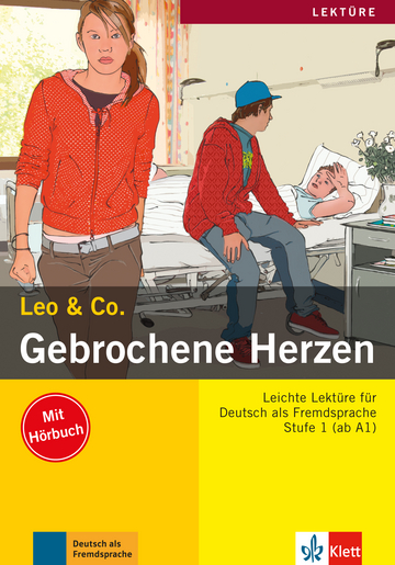 Cover Leo & Co. A1-A2 978-3-12-606403-3 Elke Burger, Theo Scherling Deutsch als Fremdsprache (DaF)