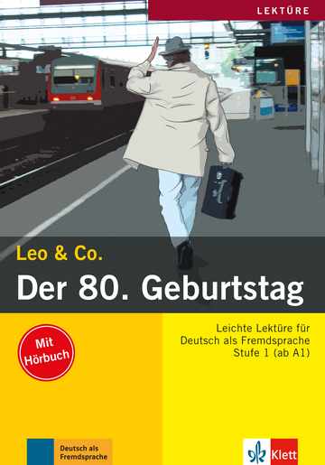Cover Leo & Co. A1-A2 978-3-12-606406-4 Elke Burger, Theo Scherling Deutsch als Fremdsprache (DaF)