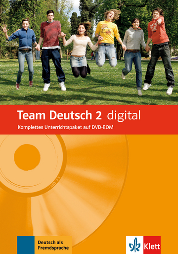 Cover Team Deutsch 2 978-3-12-675955-7 Deutsch als Fremdsprache (DaF)